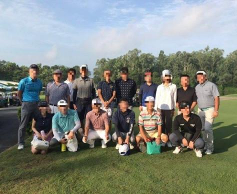 第2回 Roygent Cup/ Giải đấu Golf Roygent Cup lần thứ 2