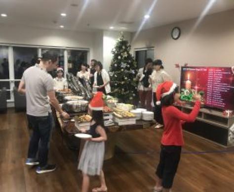 🎅Christmas party / Tiệc Giáng sinh 🎄 -2019.12.21-